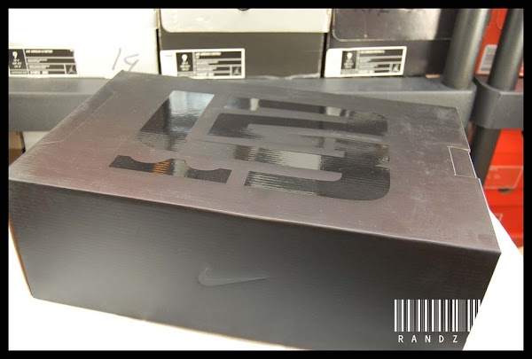 Witness the Nike Zoom LeBron VI 8211 Drawer Box Preview