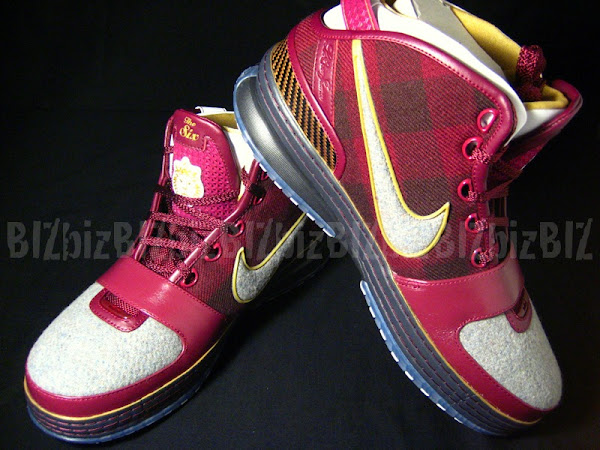Another Look at 8216The LeBrons8217 8211 WISE Nike Zoom LeBron VI