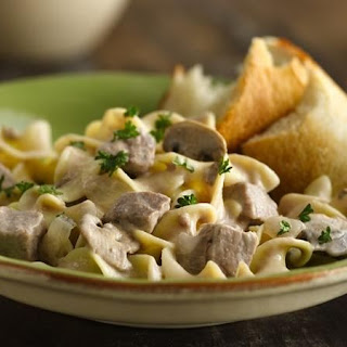 Beef Stroganoff With Stew Meat Recipes