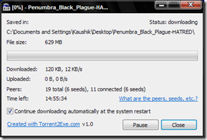 How to download torrents without a torrent client - ElaKiri Community