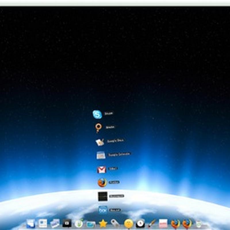 Google + Linux + MySpace = gOS Space
