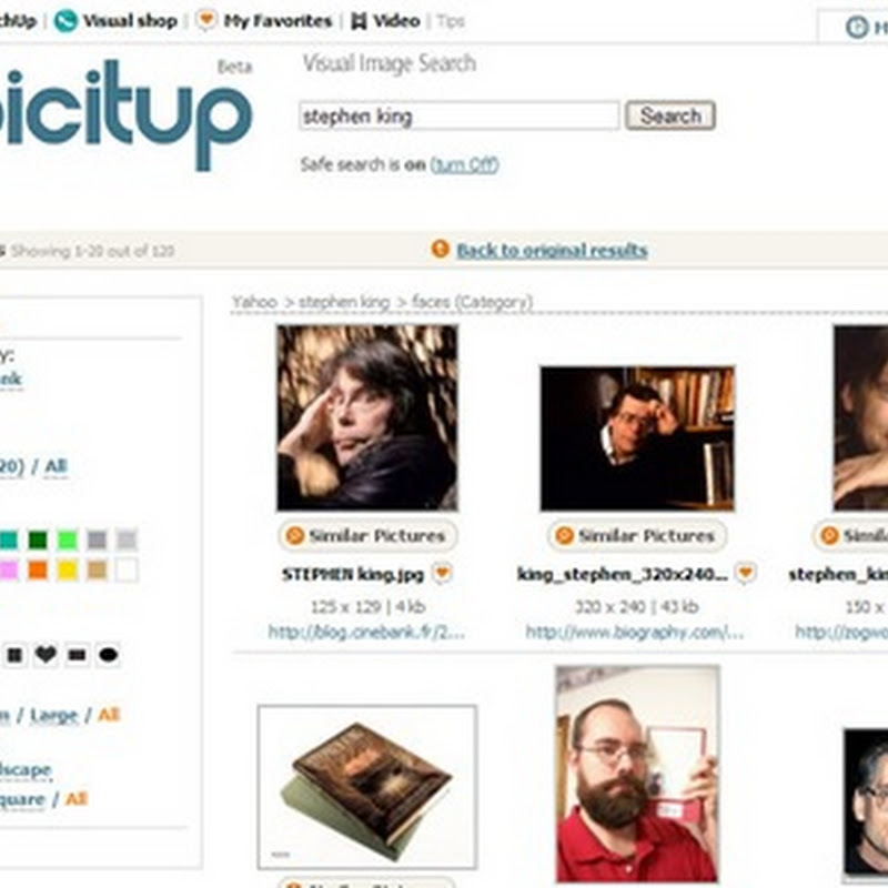 3 cool image search engines to search images by content