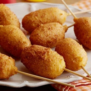 Corn Dogs Without Cornmeal Recipes