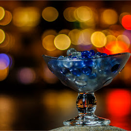 Bokeh by Robert Johnson - Artistic Objects Still Life ( lights, colours )