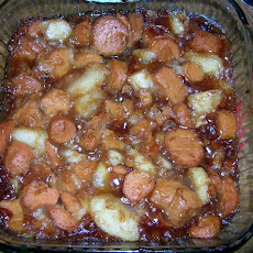Short-Cut Apple Yam Casserole