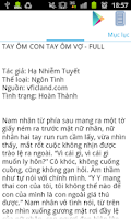 Screenshot of Tay om con, tay om vo - FULL