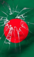 Screenshot of Bangladesh flag free lwp