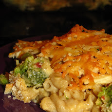 Cheesy Broccoli Mac