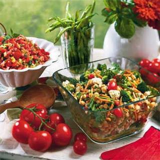 Mediterranean Marinated Vegetable Salad Recipes