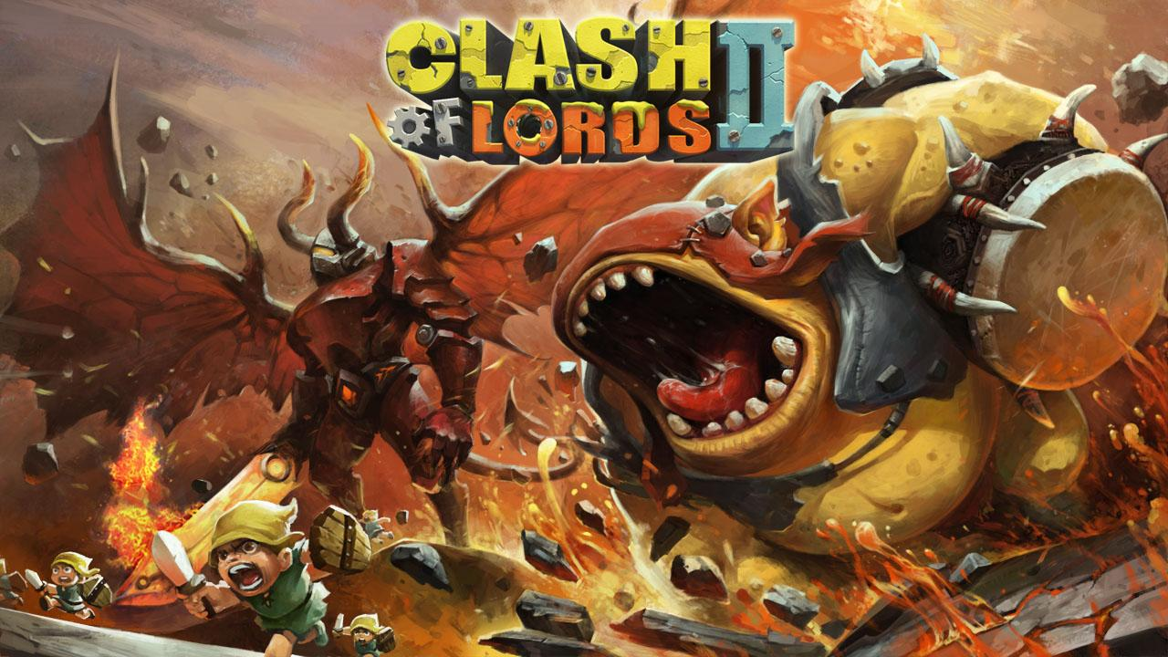 Clash of Lords 2: Clash Divin Screenshot 5