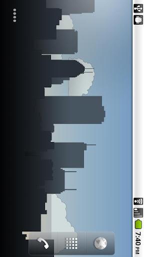 The City Live Wallpaper
