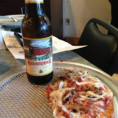 Great Gluten Free Pizza and Beer!