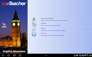 Screenshot of enTeacher - Learn English