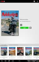 Screenshot of Mototurismo