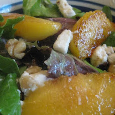 Summer Salad With Goat Cheese (Dutch)