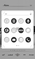 Screenshot of Kara dodol luncher theme