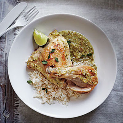 Slow Cooker Chicken Verde