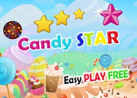 Screenshot of Candy Star Mania