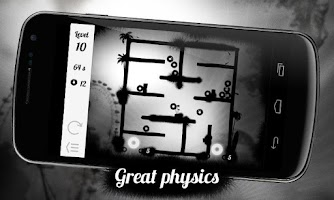 Screenshot of Gravity Maze escape from limbo
