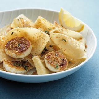 Pappardelle With Scallops Recipes