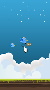Floppy Bird HD - screenshot