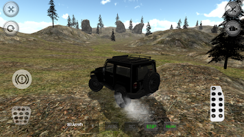 Screenshot of Hill Racer Offroad 4x4