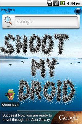 Shoot My Droid - Party Edition