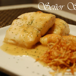 Hake in Sauce