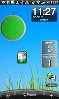 Screenshot of EZCam Speed Camera Detector