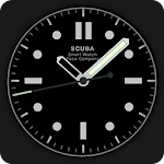 Scuba Diver Watch Face 2.0