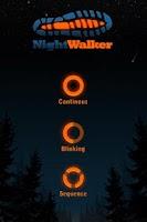 Screenshot of Night Walker