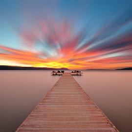my world by Murat Kasım - Landscapes Sunsets & Sunrises