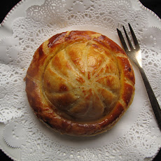 Apple Pithiviers