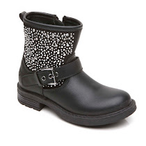 Lelli Kelly Sparkle Buckle Boots BOOT
