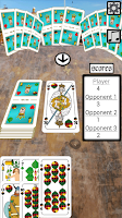 Screenshot of Mau Mau - card game Free