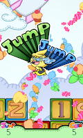 Screenshot of Jump Jump Dzigh