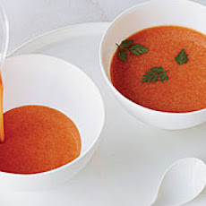Cold Watermelon Soup