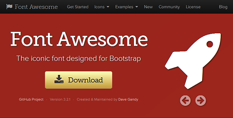 """""""FontAwesome"""""""