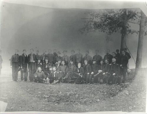 a  10th michigan cavalry at