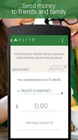 Screenshot of ACE Elite Mobile Banking
