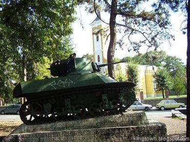 stari tenk