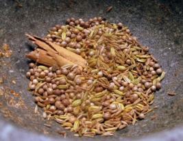 Malaysian Rempah Paste