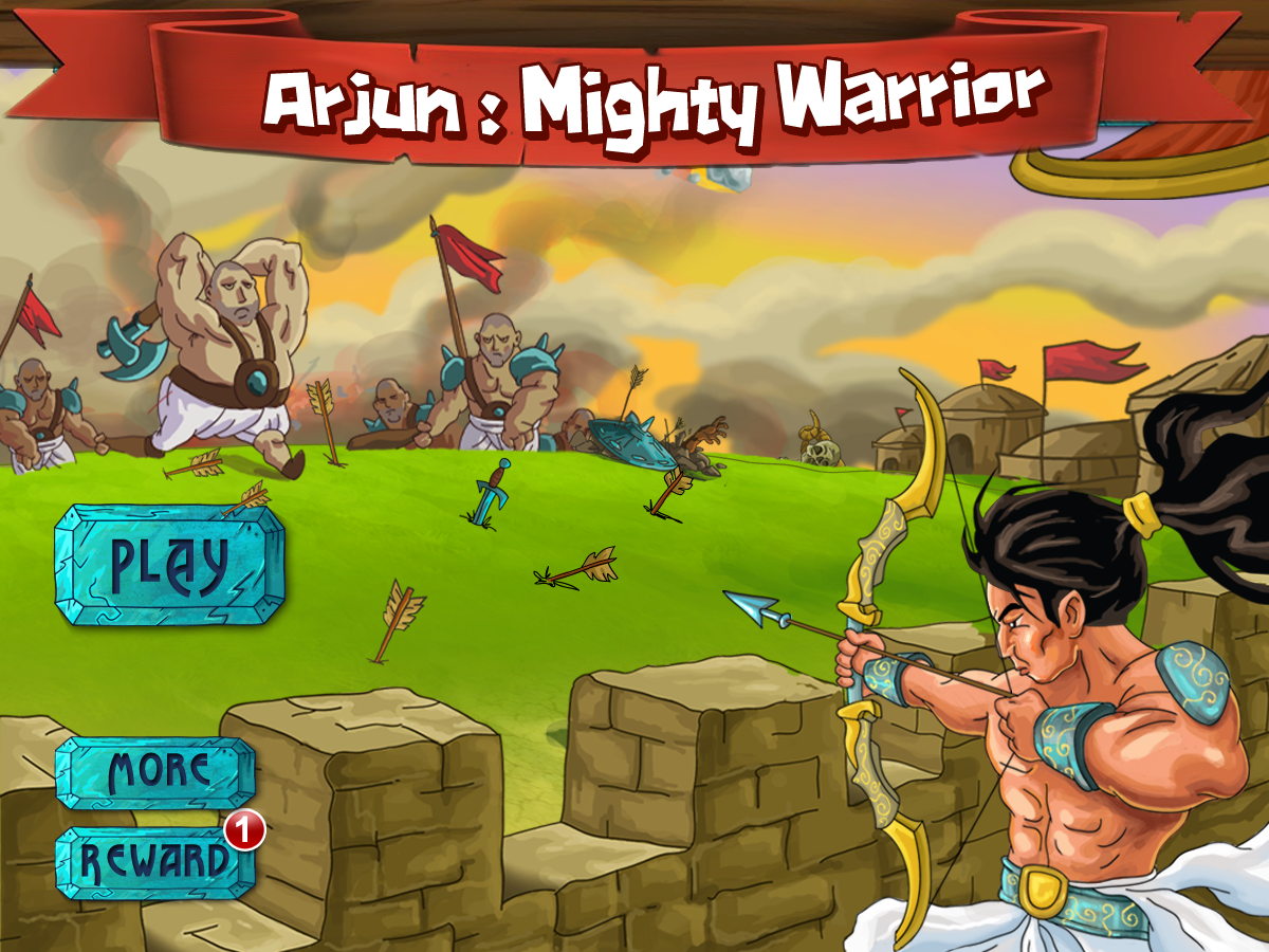 Arjun : Warrior of Mahabharata Screenshot