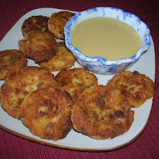 FRIED POTATO CAKES