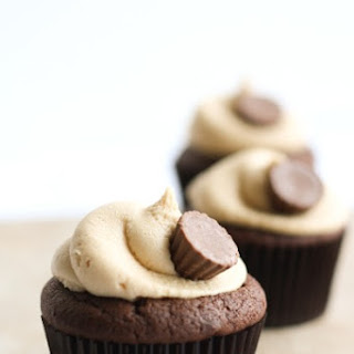 Peanut Butter Cup Cupcakes