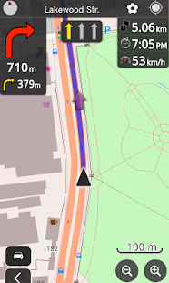 Offline Egypt GPS - screenshot