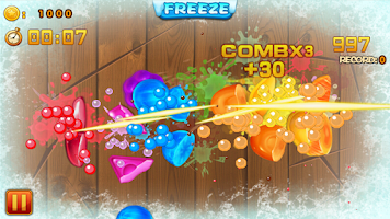 Screenshot of Candy Slice