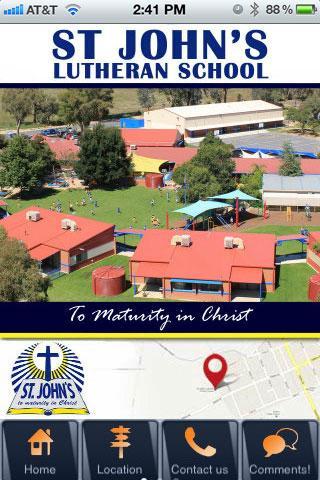 St John's School Jindera