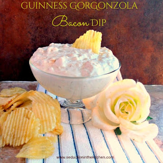 Gorgonzola Guinness Bacon Dip