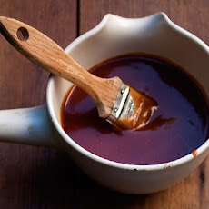Spicy Bourbon Barbecue Sauce